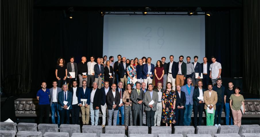 Foto del Día de la Arquitectura - Premios COAVN 2019
