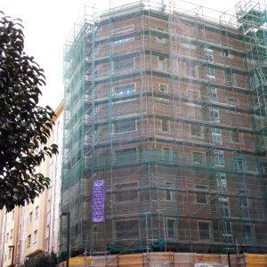 Foto del proyecto SmarEnCity Barrio de Coronación