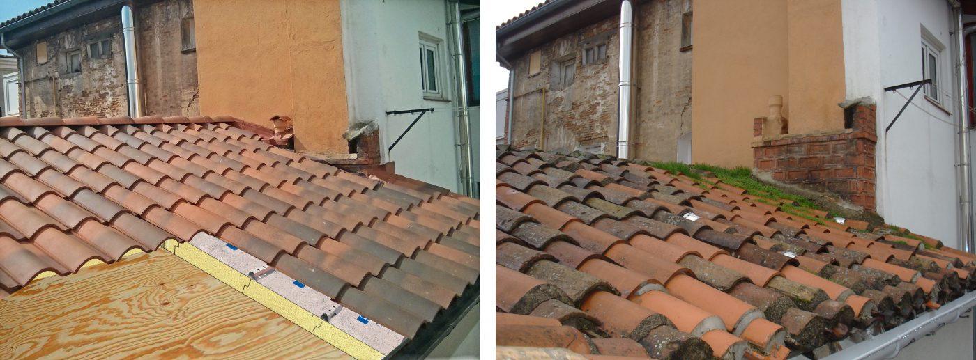 Foto de Trabajo de eficiencia energética en Vitoria Gasteiz